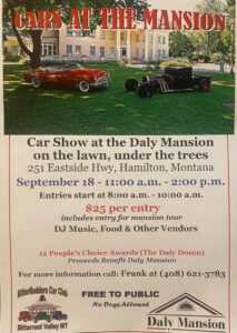 BitterRodders Car Show @ Daly Mansion